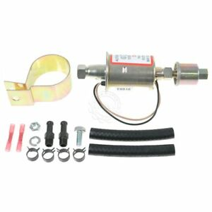 External Universal Low Pressure Electric Gas Fuel Pump Kit 2 5 4 5 Psi