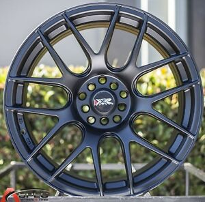 18x8 75 Xxr 530 5x114 3 33mm Black Wheel Fit Acura Rsx Dc5 Tsx Tl