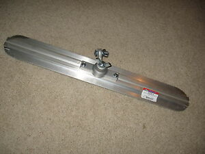 24 Magnesium Walking Float Concrete Tool Made In The Usa