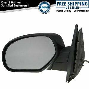 Mirror Power Heated Folding Driver Side Left Lh For Chevy Gmc Silverado Sierra