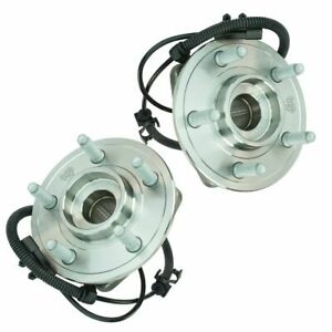 Timken Wheel Bearing Hub Assembly Front Pair For Dodge Nitro Jeep Liberty New