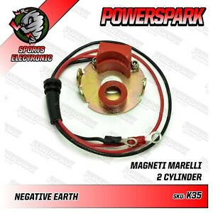 Fiat 500 Fiat 126 Fso 126p 2 Cylinder Electronic Ignition Kit Powerspark