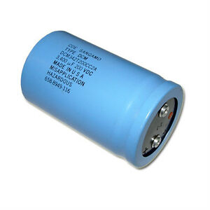 New Sang Dcm Series 3400uf 200v Large Can Screw Terminal Capacitor 3 4kuf