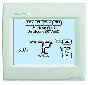 Honeywell Th8320r1003 Visionpro 8000 Programmable Thermostat