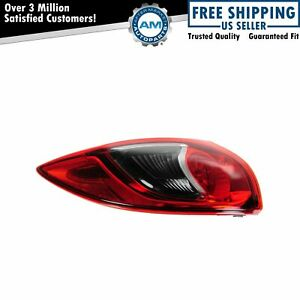 Outer Tail Light Lamp Housing Lh Left Driver Side For 2013 Mazda Cx 5 Cx5