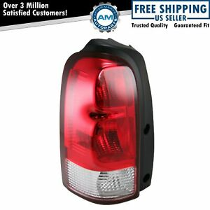 Taillight Taillamp Rear Brake Light Driver Side Left Lh New For Gm Minivan