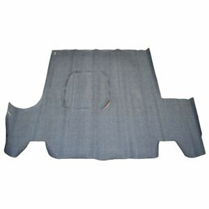 Gray Herringbone Trunk Mat For 1974 74 Dodge Charger