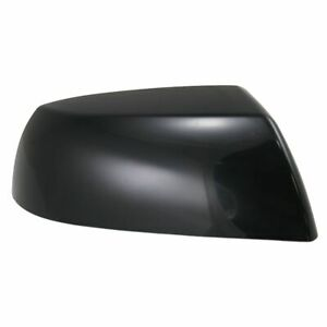 Smooth Black Mirror Cap Right Passenger For Toyota Tundra Pickup Sequoia Truck