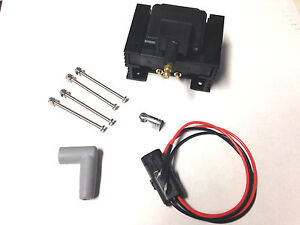 Fast Lx91 Ignition Coil P n 730 0891 Ignition Imca Drag Msd Mallory Nhra