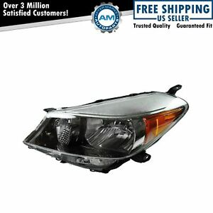 Headlight Headlamp Lh Left Driver Side For 12 13 Toyota Yaris Hatchback