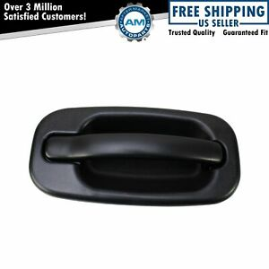 Door Handle Outside Exterior Textured Front Right Rh For Chevy Gmc Tahoe Yukon