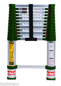 780p Xtend Climb 12 5 Telescoping Extension Ladder Extend Core Distribution