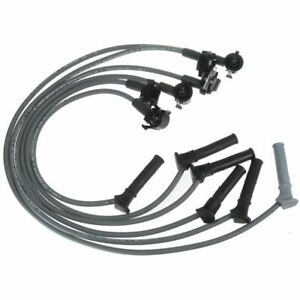 Ignition Spark Plug Wire Kit Set For Ford Explorer Sport Trac Mountaineer 4 0l