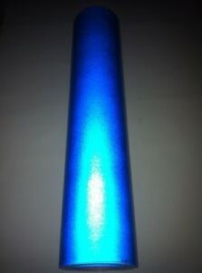 24 X 150ft Blue Reflective Vinyl Adhesive Cutter Sign Special Price