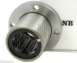 Nb Systems Swf16 1 Inch Ball Bushings Round Flange Linear Motion 8087