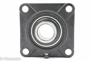 Ucfpl205 16 1 Inch Thermoplastic Flange Four Bolt Mounted Ball Bearings 17725