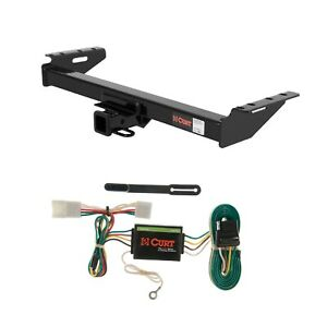 Class 3 Curt Trailer Hitch Wiring Package For Jeep Cherokee