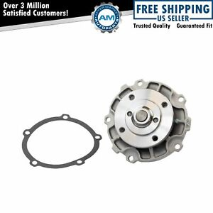 Water Pump New For Buick Cadillac Chevy Olds Pontiac Saturn V6