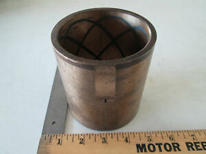 Bronze Bushing For A Van Norman