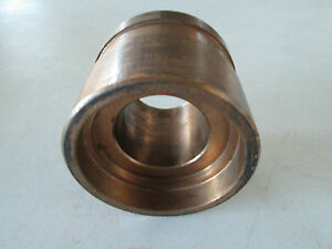 Bronze Bushing For A Van Norman Machine