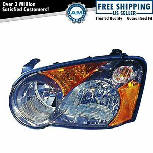 Headlight Headlamp Light Lamp Left Hand Driver Side Lh For 04 Subaru Impreza