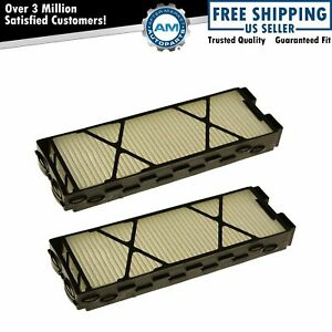 Cabin Air Filter Carbon Style Element For Nissan Maxima Infiniti I30 I35
