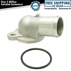 Dorman Thermostat Housing Water Neck Cover For Ford Lincoln Mercury 4 6l