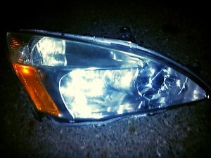 2003 Honda Accord Ex Coupe Oem Headlights