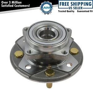 Front Wheel Hub Bearing Assembly Left Or Right For Honda Accord Acura Cl