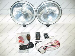 6 Inch 6 55 W Halogen Off Road 4x4 Xenon Driving Fog Lights Lamps Offroad Lamp