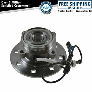 Front Wheel Hub Bearing New For Chevy Gmc K2500 K3500 4wd 4x4 8 Lug