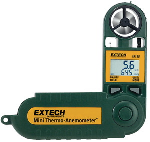 Extech 45158 Mini Thermo anemometer With Humidity
