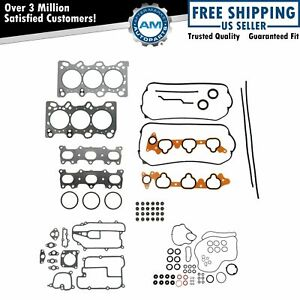 Engine Head Intake Exhaust Manifold Gasket Set Kit For Acura Legend Tl Rl