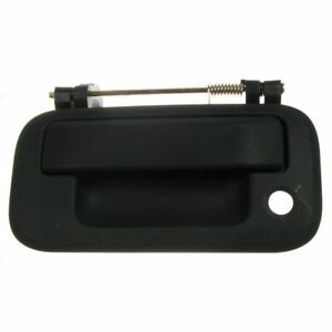 Black Plastic Tailgate Tail Gate Handle For Ford F150 Super Duty Pickup Truck
