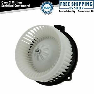 Heater A c Ac Blower Motor W Fan Cage For Honda Civic Element Acura El
