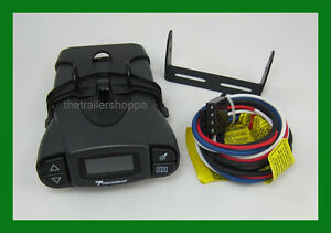 Tekonsha P3 Electric Brake Control Controller Trailer 90195