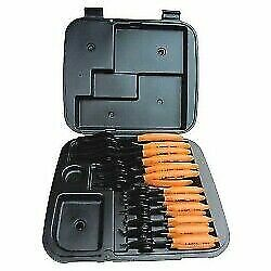 Lang 3495 12 Piece Combination Internal External Snap Ring Pliers Set Brand New