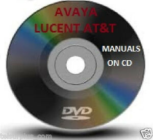 At t Lucent Avaya Partner Endeavor Phone System Manual Guide Voice Mail Cd