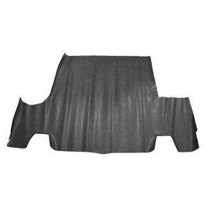 Gray Grey Herringbone Trunk Mat For 71 74 Dodge Charger