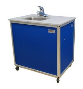 Toddler Single Basin Portable Sink 25 Model Pse 2006 monsam Portable Sinks