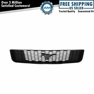 Grille Upper Black Assembly For 05 09 Ford Mustang