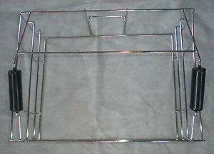 Basket Double Handle For Racks Fryer Stainless 5004219