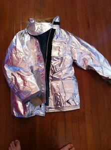 Globe Gxtreme Firefighter Proximity Jacket 38 48 Excellent Cond Turnout Bunker