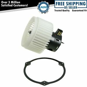 Heater Ac Blower Motor W Fan Cage For Cobalt Hhr Ion G5 Brand New