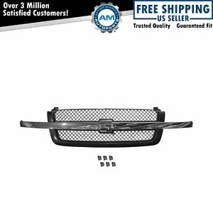 Chrome Paint To Match Grille For Avalanche Silverado Hybrid 1500 2500 3500