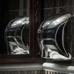 Hand Dryer Chrome Commercial