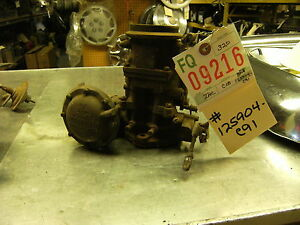 Ihc Carburator Holly 902 Part 125904 C91