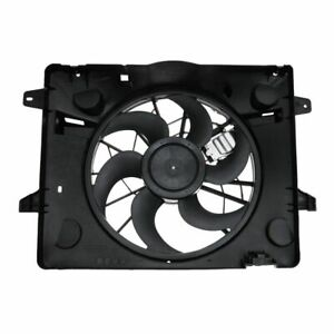 Radiator Cooling Fan W Motor For Mercury Ford Lincoln