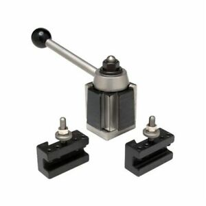 Aloris 5 ip 3 Pc Da Intro pro Set Tool Post Lathe Holders Cnc Usa