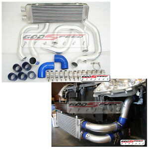 03 08 Matrix Corolla Front Mount Turbo Intercooler Kit Bolt On